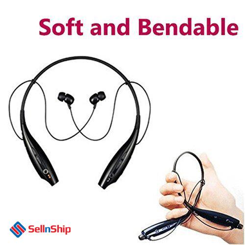 HBS-730 Neckband Bluetooth Wireless earphones
