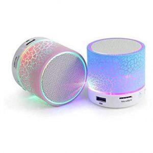 SellnShip S10 LED BT Speaker