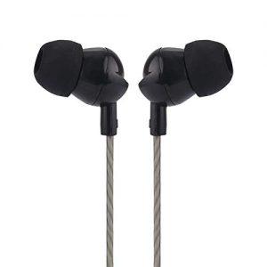 SellnShip K20 Black Earphones