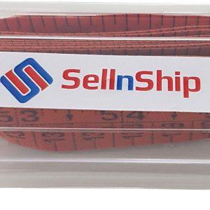 SellnShip Plastic Measuring Tool Inchtape