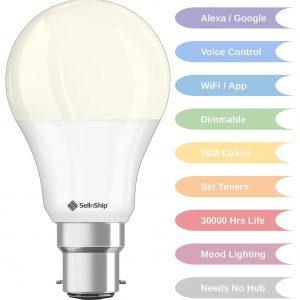 Warm White Bulb V2
